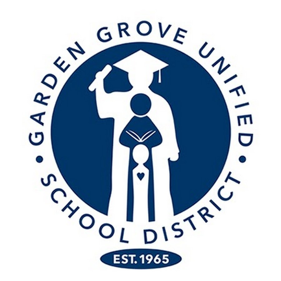 garden grove district logo